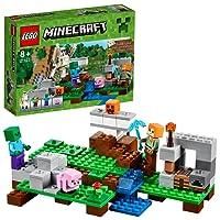 Lego Minecraft 21123 - Giochi Il Golem di Ferro