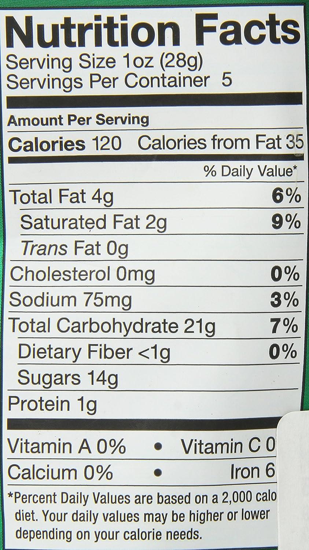 Brownie Brittle, 5 oz, Mint Chocolate Chip (120 Calorieper oz), 6Count