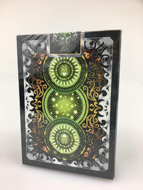 Bicycle Fireflies 3/Look /& Feel de tarjetas... cartas de p/óquer Playing Cards parte Tarjetas