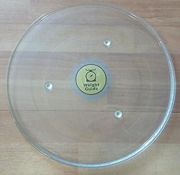 Plato giratorio para microondas original Samsung DE97-00750A ...