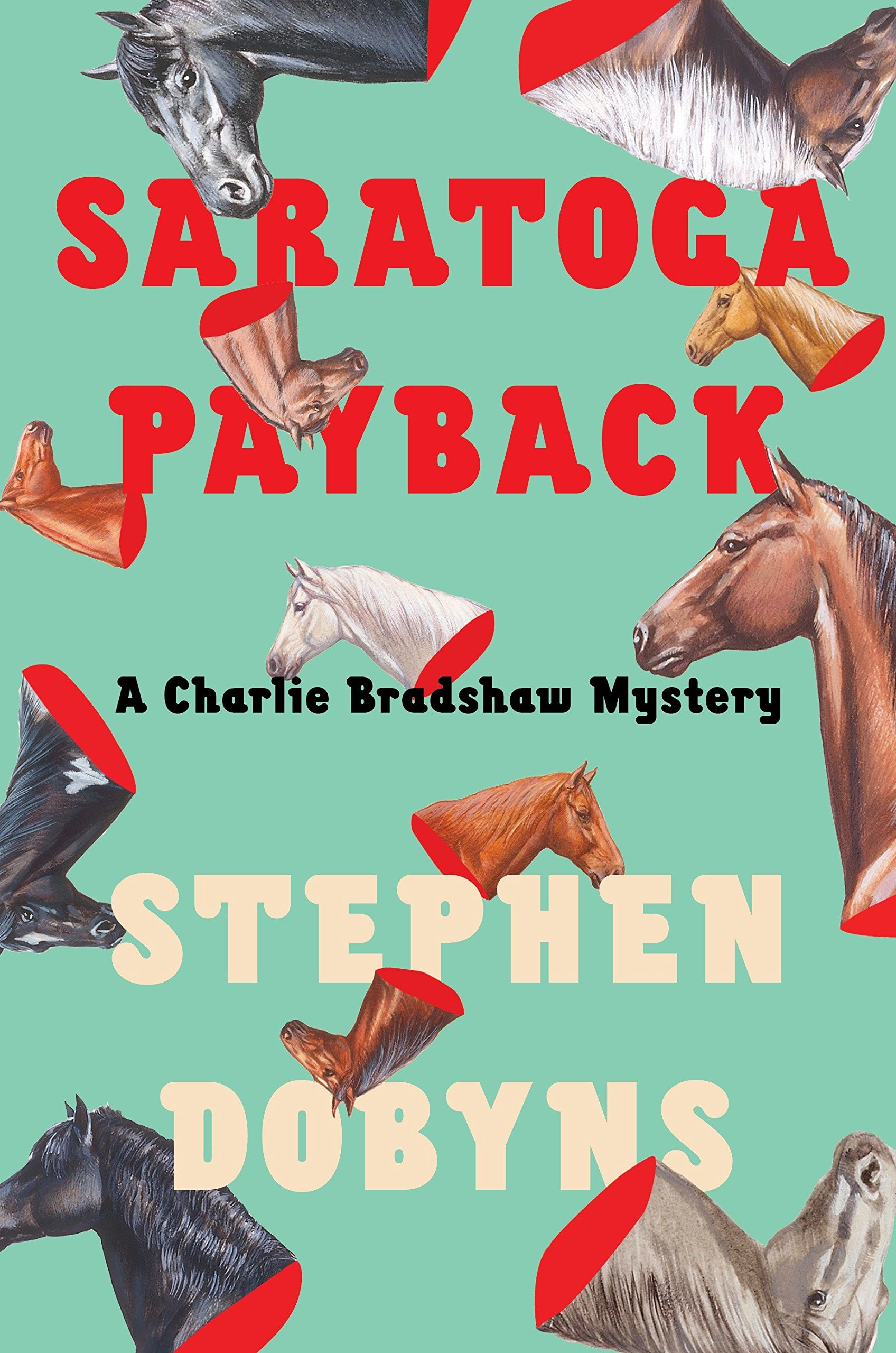 Saratoga Payback (Charlie Bradshaw Mystery) ebook
