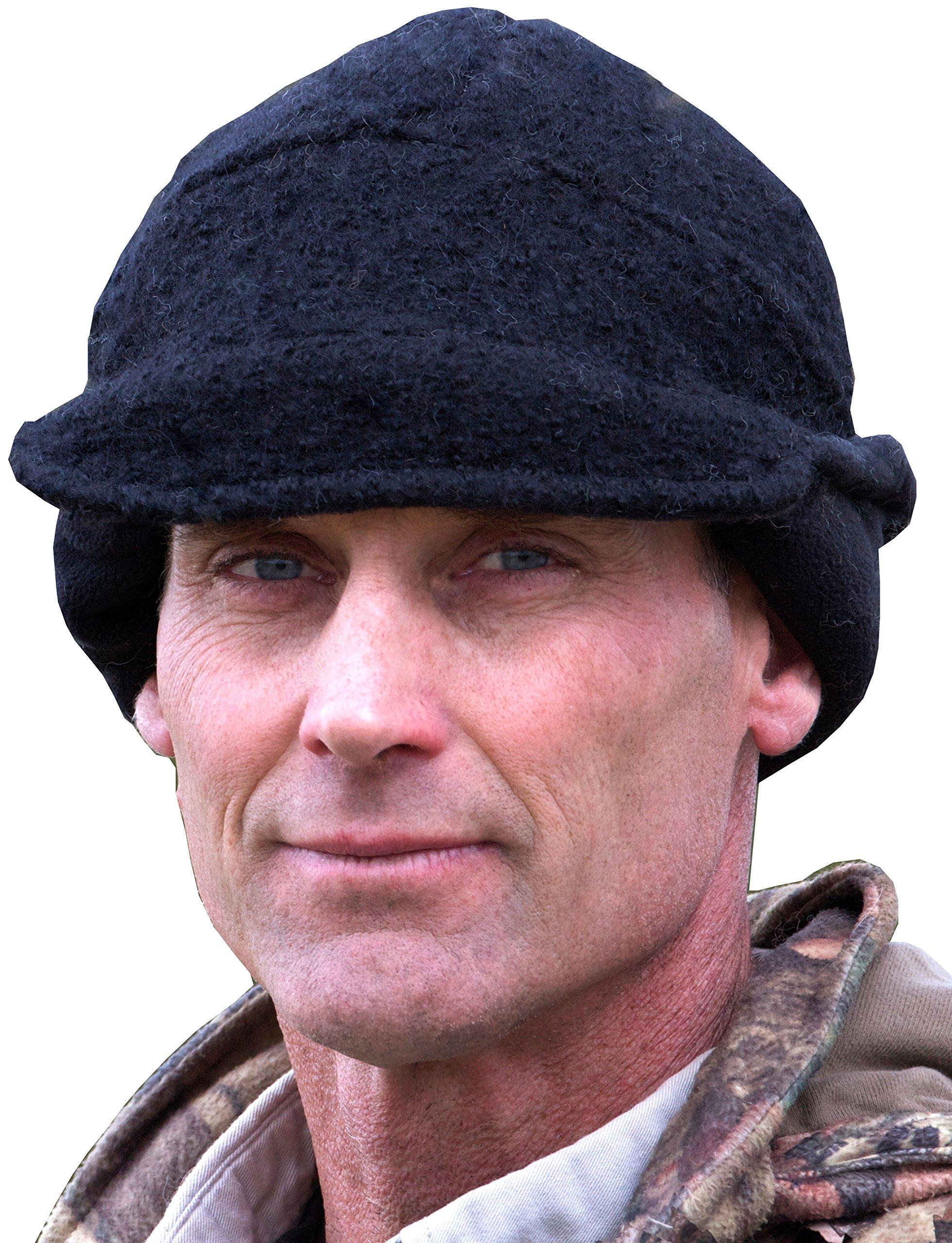 Extreme Warmth WindStopper Hat - Adjustable (Black, Medium)