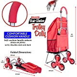 dbest products Stair Climber Bigger Trolley Dolly