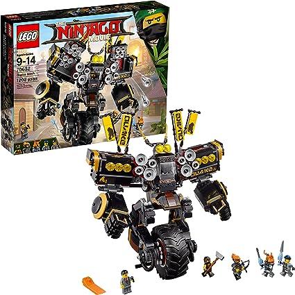 LEGO Ninjago Movie Quake Mech 70632