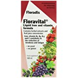 Salus Floravital Yeast & Gluten Free Liquid Iron Formula