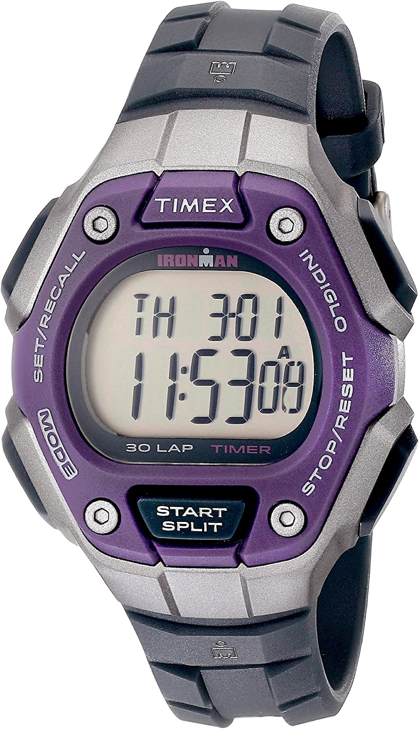 Timex Women's Ironman 30-Lap Mid-Size Watch