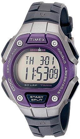 9d38d175c Image Unavailable. Image not available for. Color: Timex Women's Ironman 30-Lap  Digital ...