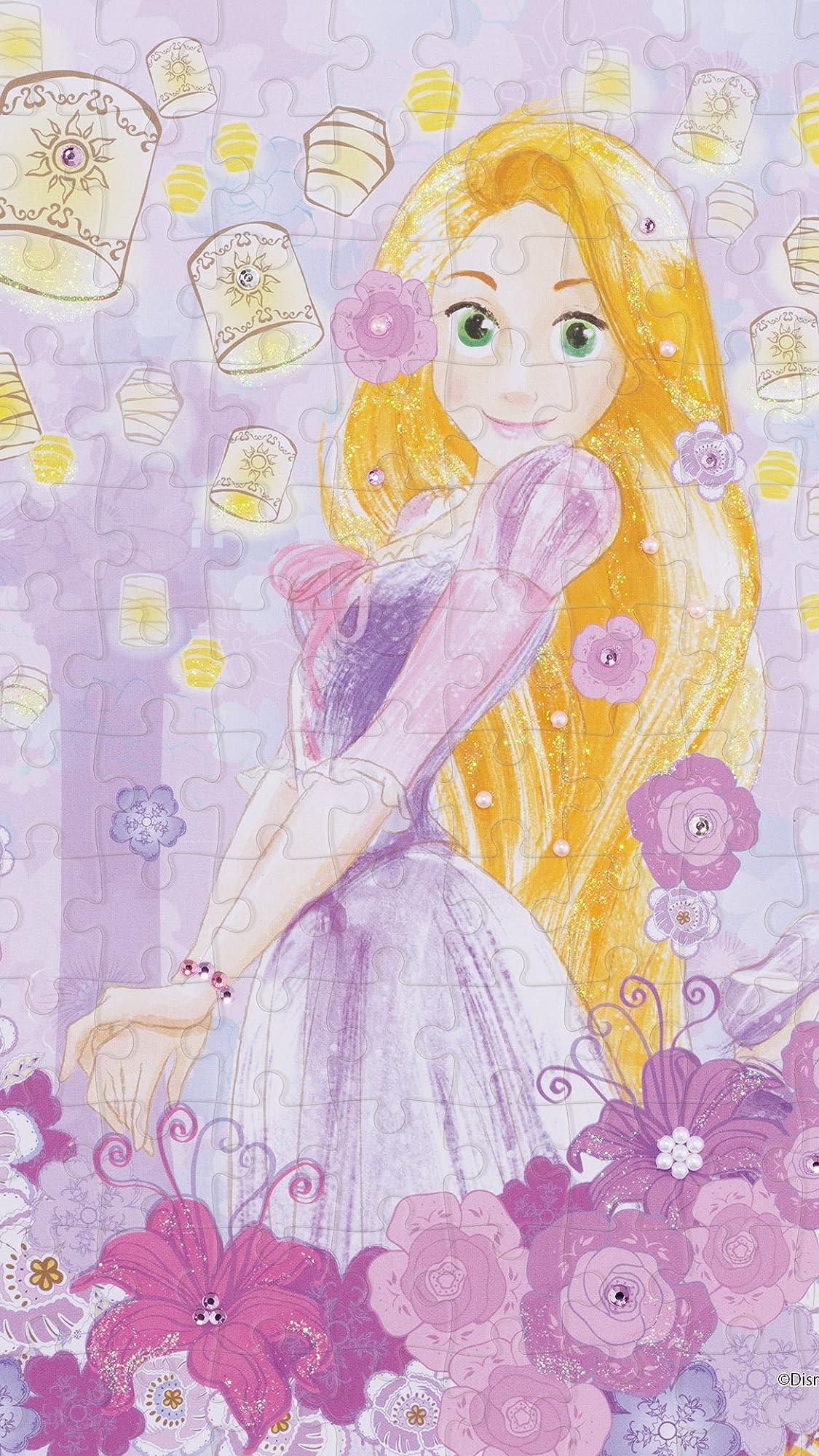 ディズニー 塔の上のラプンツェル Rapunzel (ラプンツェル) iPhone8,7,6 Plus 壁紙 拡大(1125×2001) 画像70742 スマポ