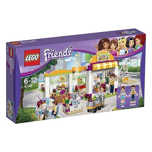 245 opinioni per LEGO 41118- Friends Il Supermercato di Heartlake