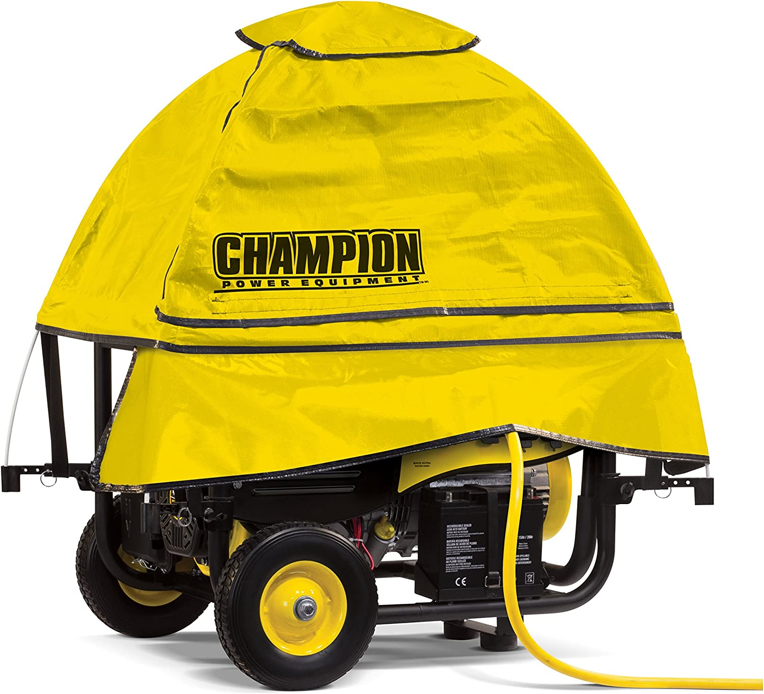 Champion Power Equipment Generator Cover Protection Large Weather Proof Vinyl