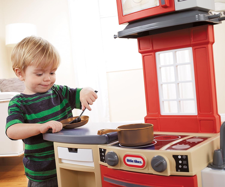 Cocina Little Tikes | Little Tikes Juego Cocina Roleplay Guarda Facil 7500247593806