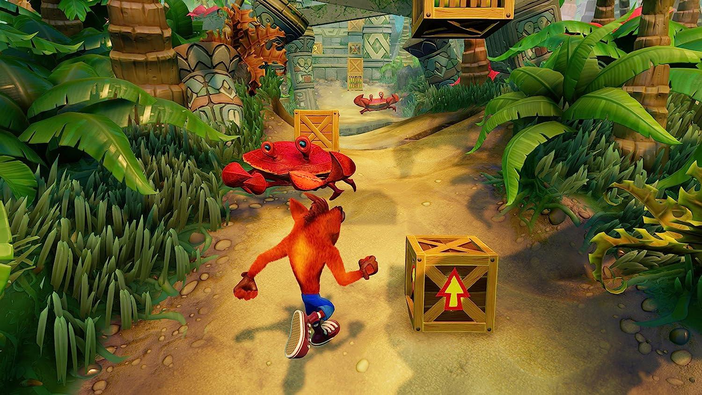 Crash Bandicoot N. Sane Trilogy 2.0: Amazon.es: Videojuegos