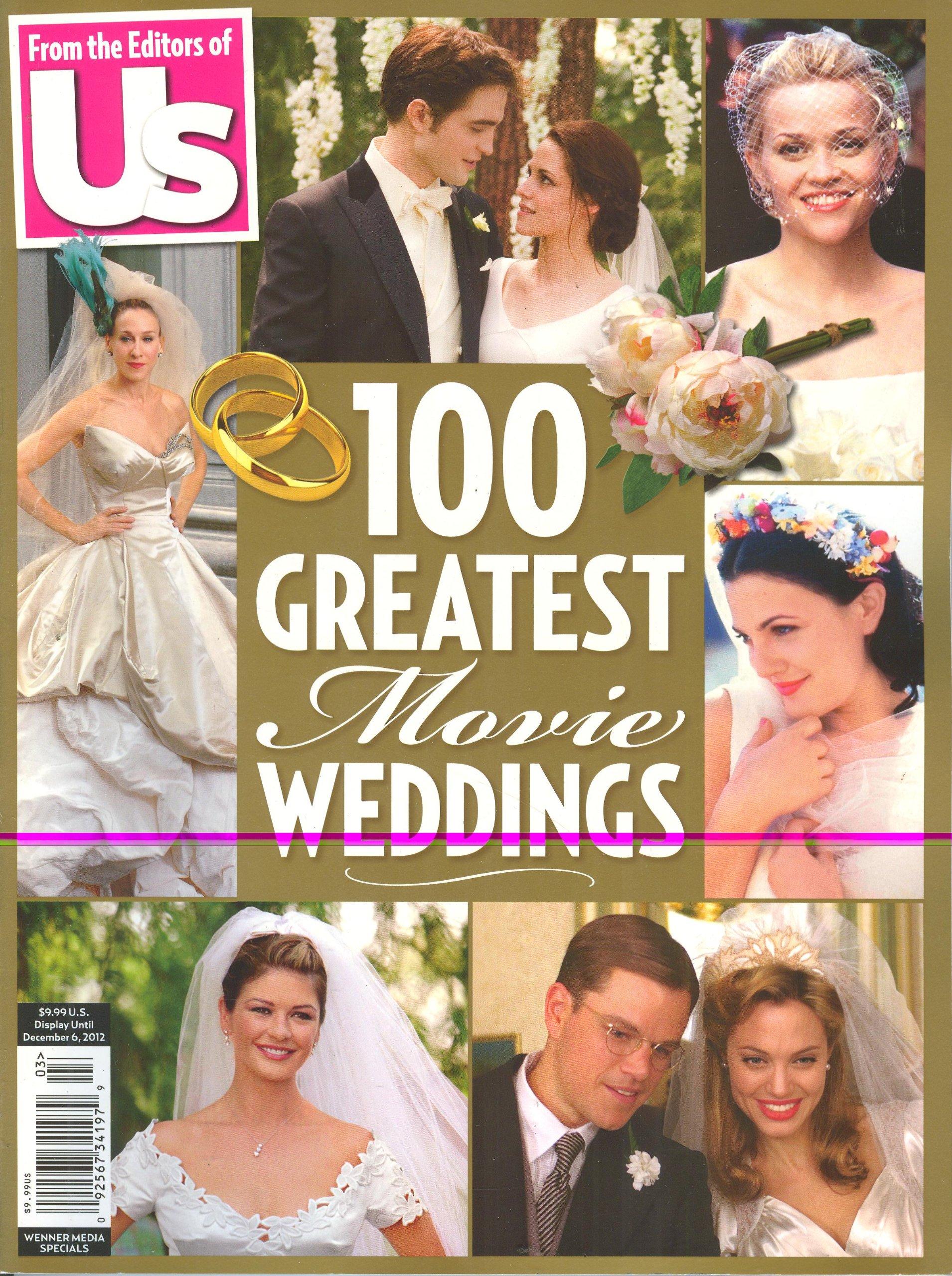 100 Greatest Movie Weddings (Us Magazine Collectors Edition,2012) pdf