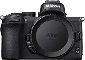 Nikon Z 50 Body Only, Black