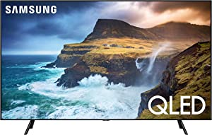 Samsung Q70 Series 65-Inch Smart TV, Flat QLED 4K UHD HDR - 2019 Model