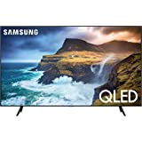 Samsung Q70 Series 65-Inch Smart TV, Flat QLED 4K UHD HDR - 2019 Model