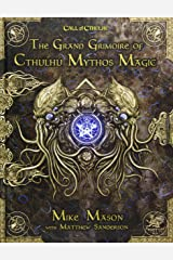 The Grand Grimoire of Cthulhu Mythos Magic Pasta dura