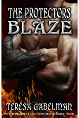 Blaze (The Protectors Series) Book #10 Kindle Edition