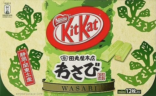 wasabi kitkat ile ilgili görsel sonucu