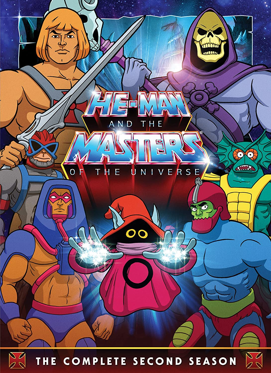 He-Man and the Masters of the Universe Filmation Stratos New In Stock