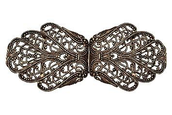 Hartmann de Botones Elegante Traje típico de Antiguo Dorado ...