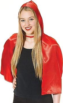 Bristol Novelties - Disfraz de Caperucita Roja adultos (AC242 ...