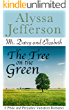 Mr. Darcy & Elizabeth: The Tree on the Green