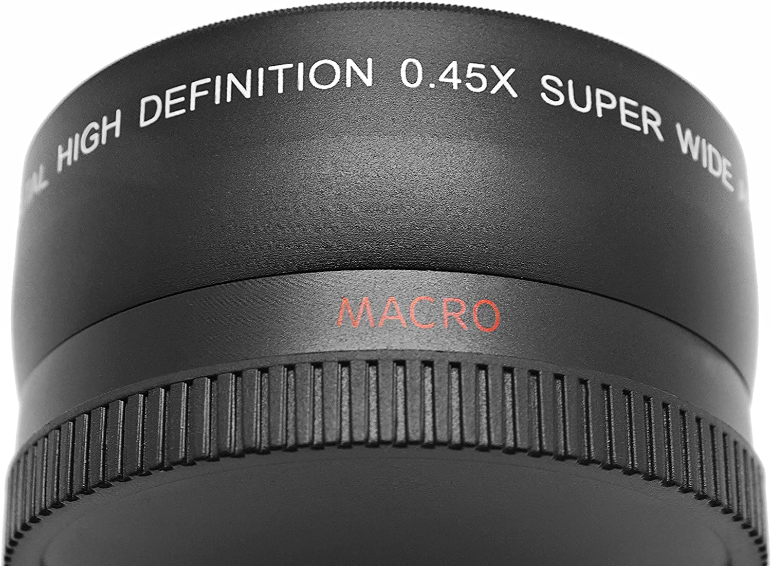 00.0005.00/  Imperii Electronics is / Wide Angle and Macro Lens 58/ mm for Canon
