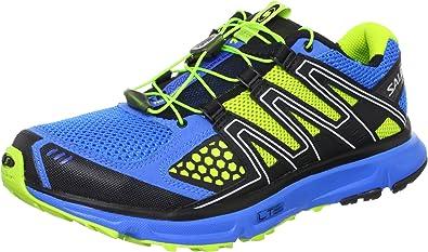 Salomon para Hombre XR Mission Zapatillas, Color Azul, Talla 46 2/3 EU: Amazon.es: Zapatos y complementos