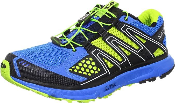 Salomon para Hombre XR Mission Zapatillas, Color Azul, Talla 46 2 ...