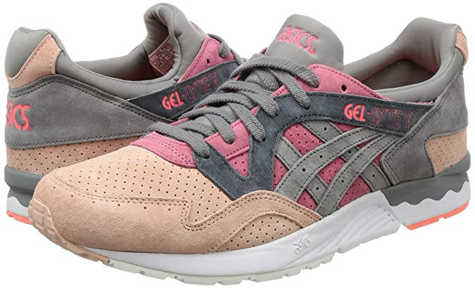 Asics Tiger Gel Lyte V chaussures mauve woodaluminium