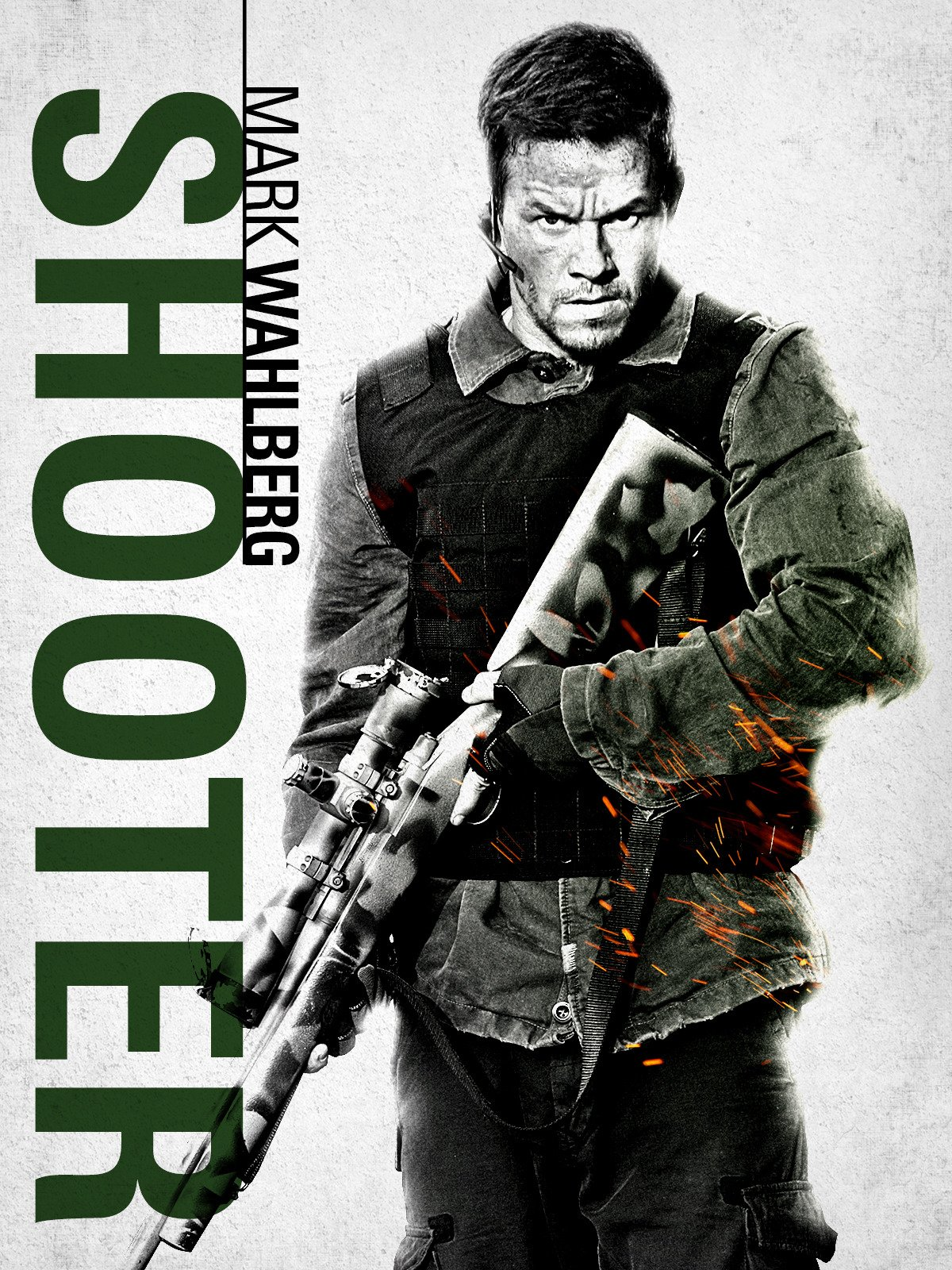 Shooter Mark Wahlberg