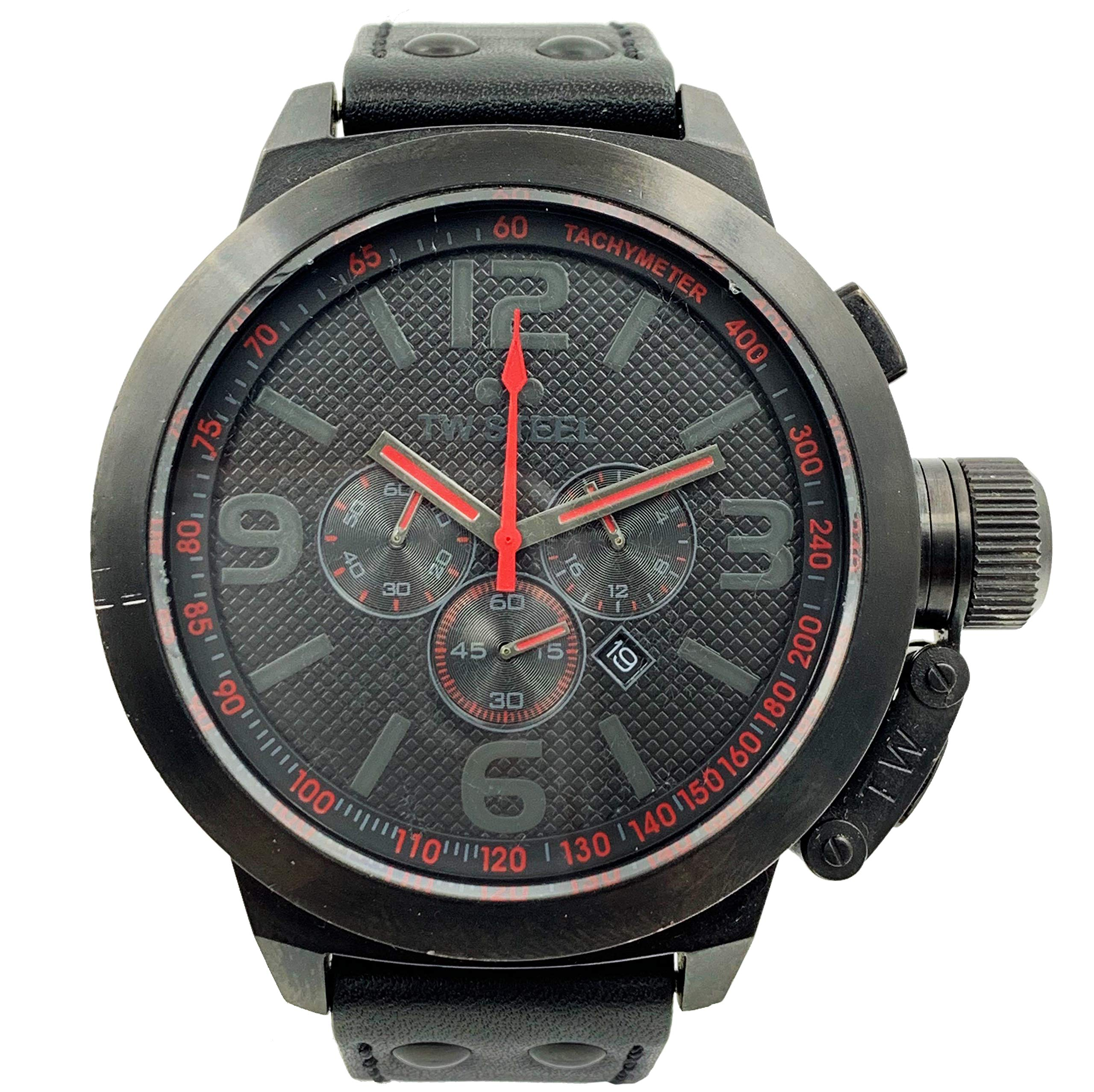 TW Steel Canteen Quartz Male Watch TW903 (Certified Pre-Owned) by TW Steel