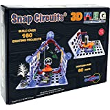 Elenco Snap Circuits 3D M.E.G. Electronics Discovery Kit