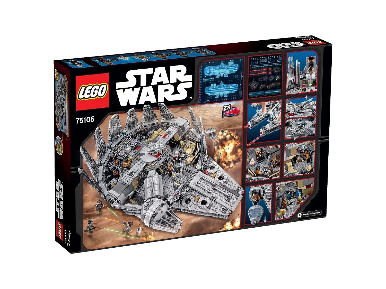 günstig kaufen 75105 LEGO StarWars Millennium Falcon