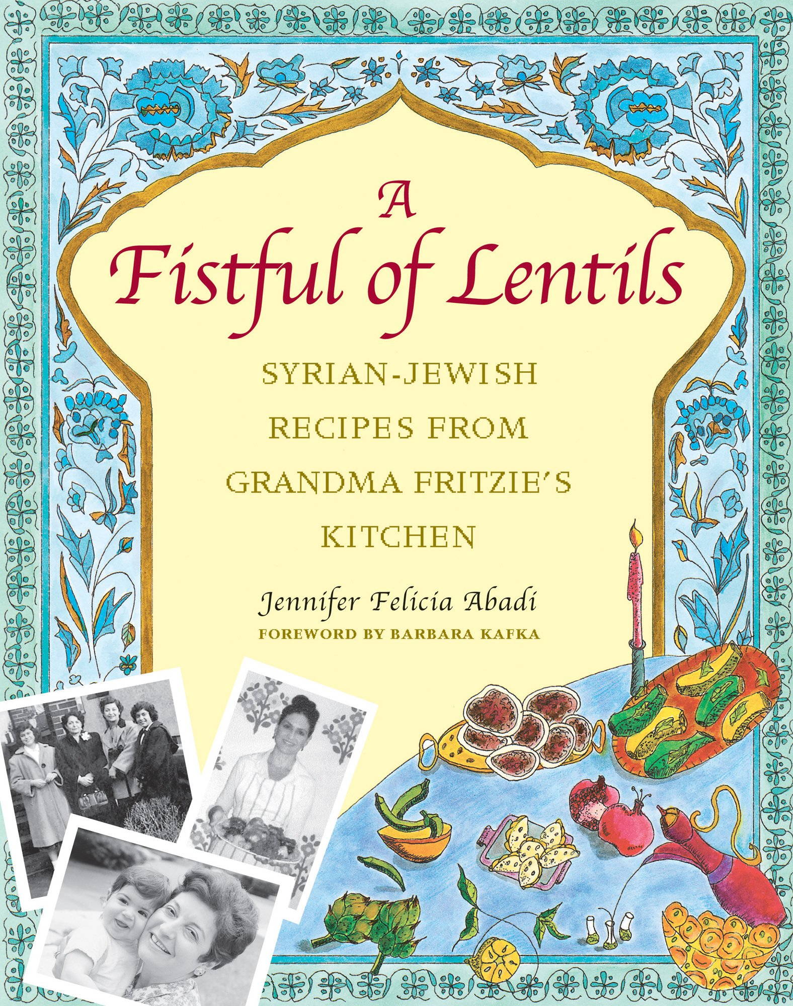 A Fistful of Lentils ebook
