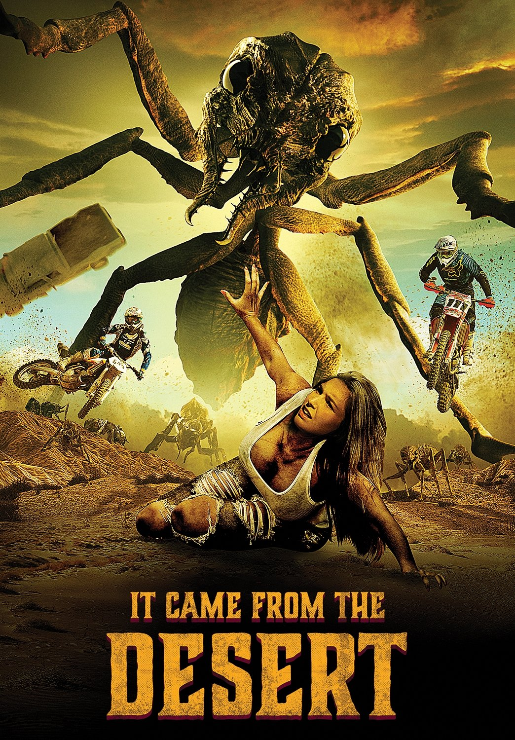 Amazon Com It Came From The Desert Mark Arnold Harry Lister