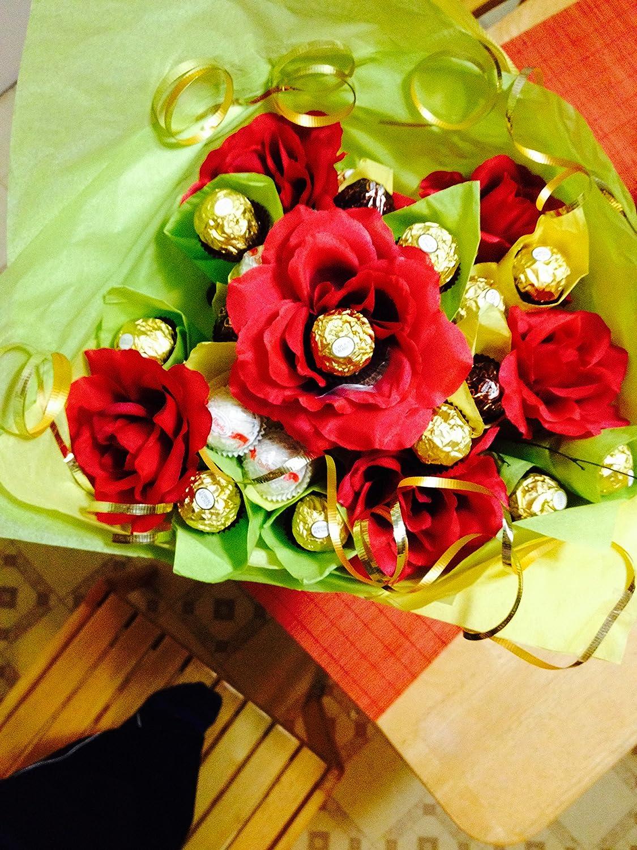 Best ferrero rocher flower bouquet gallery wedding and flowers amazon ferrero rocher flower bouquet everything else izmirmasajfo Images