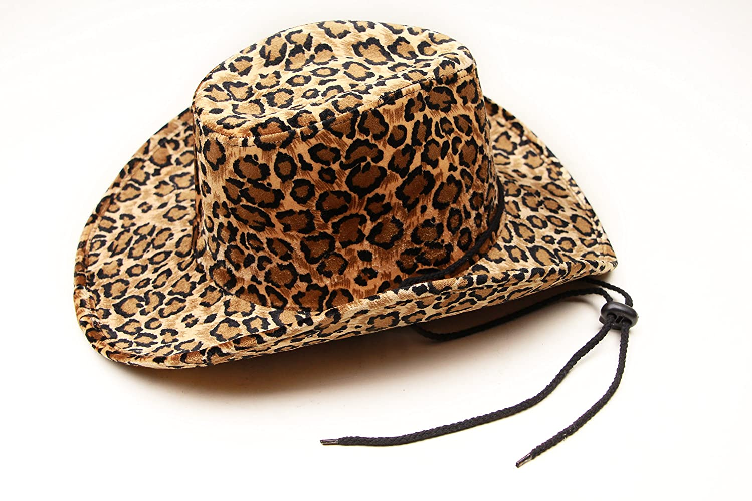 Amazon.com  CAPTAIN FLOATY Captain Women Cowboy Hat Cowgirl   Horse Riding Hats  Felt Summer Drifter Leopard Print One Size  Sports   Outdoors 82bd5b31f7c
