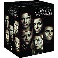 Cronicas Vampíricas Temporada 1-8 (Serie Completa) [DVD]