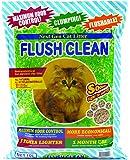 Next Gen Pet Flush Clean Cat Litter 6 Pound Bag