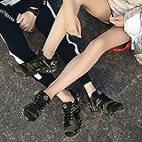 Topteck Air Cushion Running Shoes Men Womens