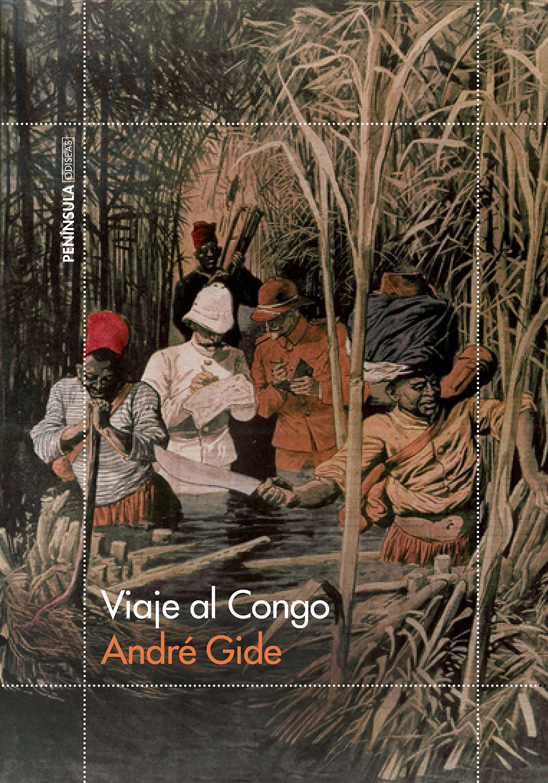 Viaje al Congo (ODISEAS): Amazon.es: André Gide, Palmira ...