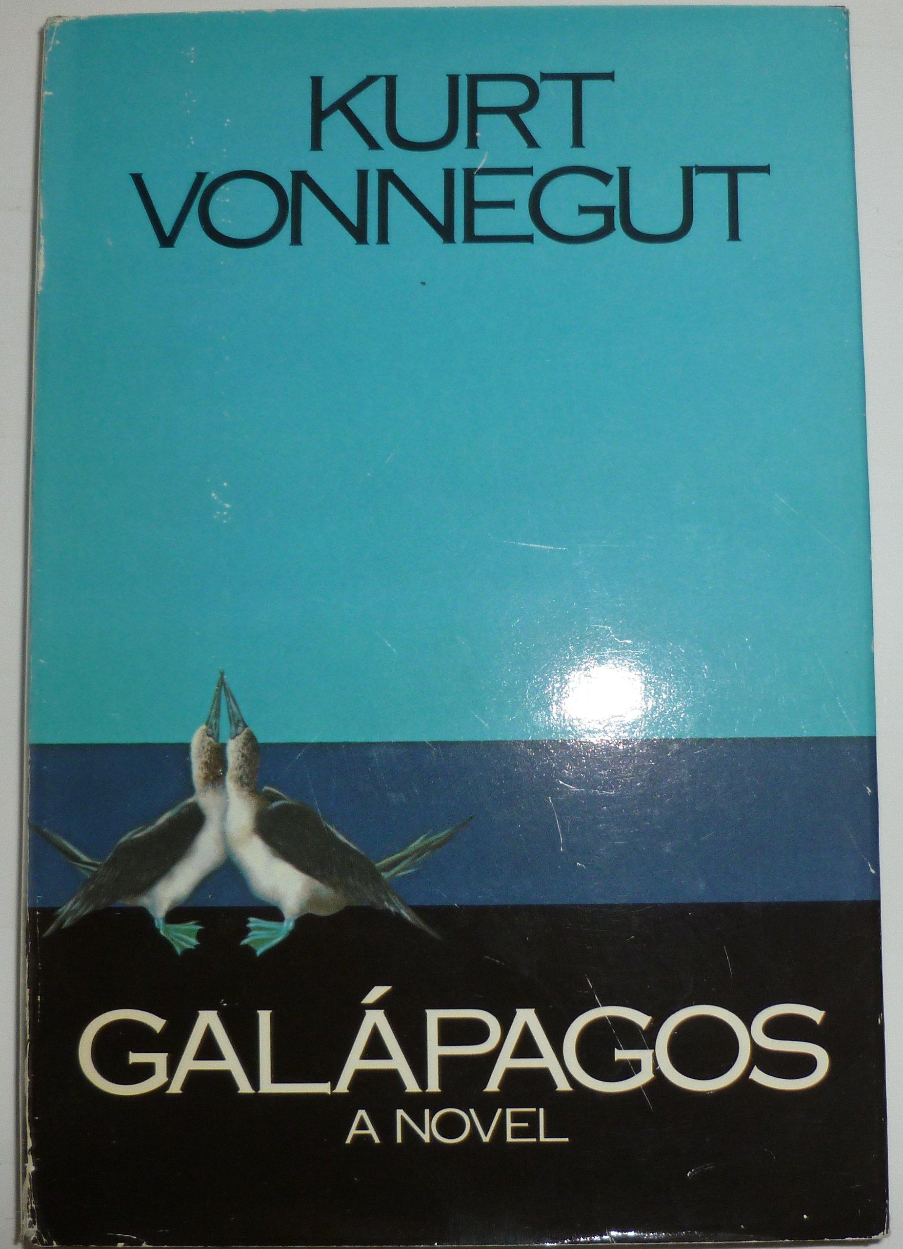 Galapagos Kurt Vonnegut product image