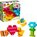 80-Pieces LEGO Duplo My First Bricks 10848 Colorful Toys Building Kit