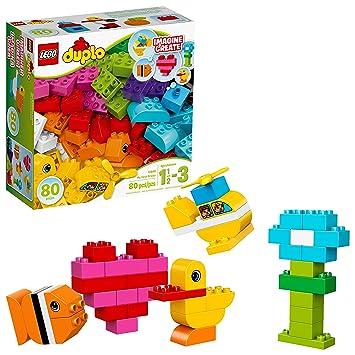 Amazon.com: LEGO Duplo mis primeros bloques 10848: Toys & Games