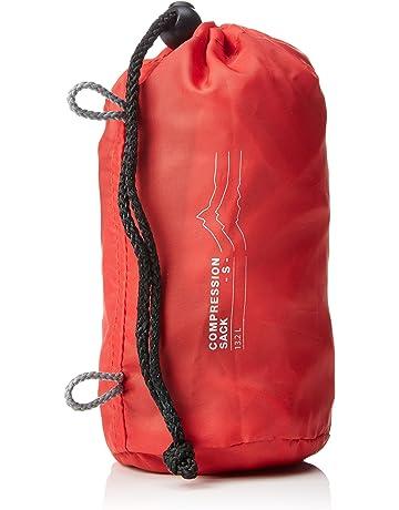 Mammut Stausack Compression Sack - Funda de compresión para Saco de Dormir, Color Rojo,