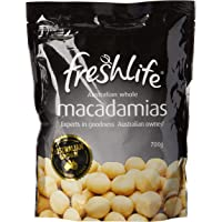 Freshlife Macadamias Natural, 700g