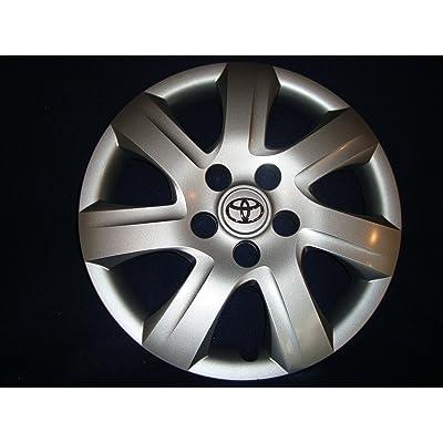 "Genuine Toyota (42602-06050) 16"" Wheel Cover: Automotive"