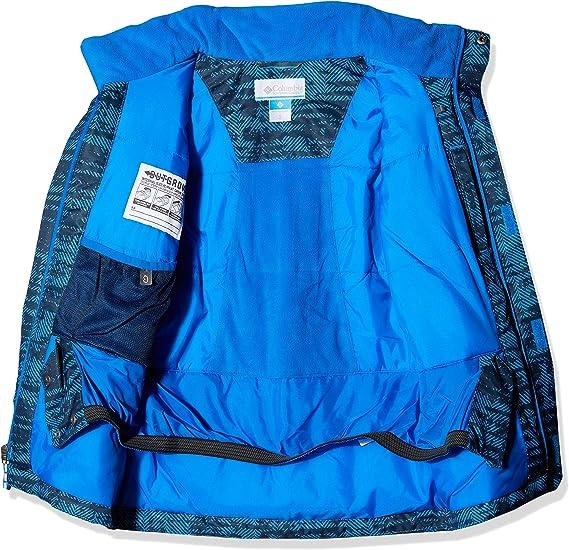 Twist Tip Jacket 1560731 Columbia Chaqueta impermeable para ni/ño Nailon